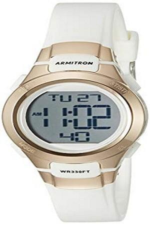 Armitron Sport 45/7012 Women's Digital Chronograph Watch