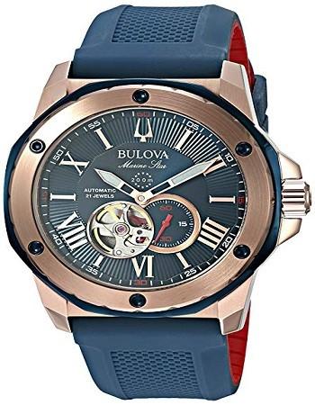 Bulova 98A227 Men's Marine Star