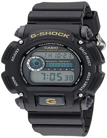 Casio DW9052 Men's 'G-Shock' Quartz Resin Sport Watch
