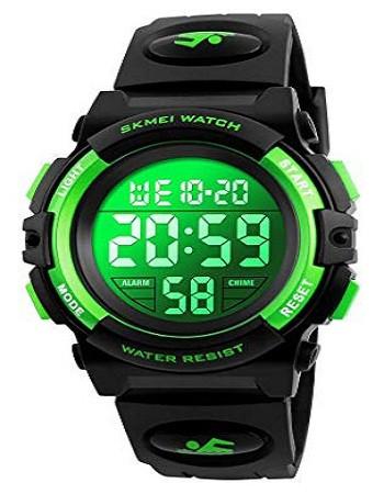 Misskt LTK310 Kids Watch, Sports Digital Waterproof Led Watches with Alarm Wrist Watches for Boy & Girls