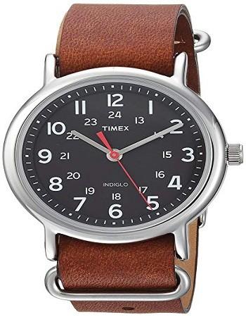 Timex TW2R63100 Unisex Weekender 38mm Watch