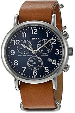 Timex TWG012800 Weekender Chronograph 40mm Watch