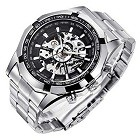 Gute JWH037 Skeleton Watches for Men, Automatic Mechanical Watch