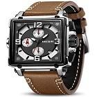 MEGIR ML2061G Men's Analogue Army Military Chronograph Luminous Quartz Watch