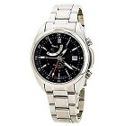 Orient DJ00001B Star Seeker Automatic GMT Watch with Power Reserve