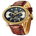 SURVAN SVA0004 Swiss Automatic Watch for Men Sapphire Crystal