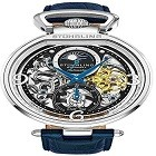 Stuhrling 889 Original Mens Skeleton Watch Dial Automatic Watch