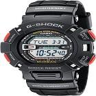 Casio G9000-1V G-Shock Quartz Watch with Resin Strap