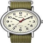 Timex T2N651 Unisex Weekender 38mm Watch