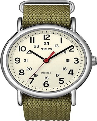 Timex T2N651 Unisex Weekender 38mm Watch (The Best Watches For Nursing Students)